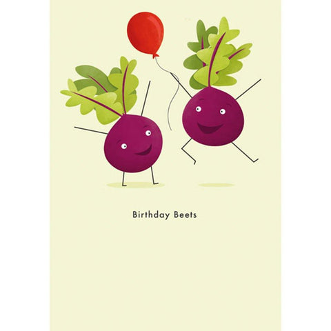 Birthday Beets Card - insideout-home