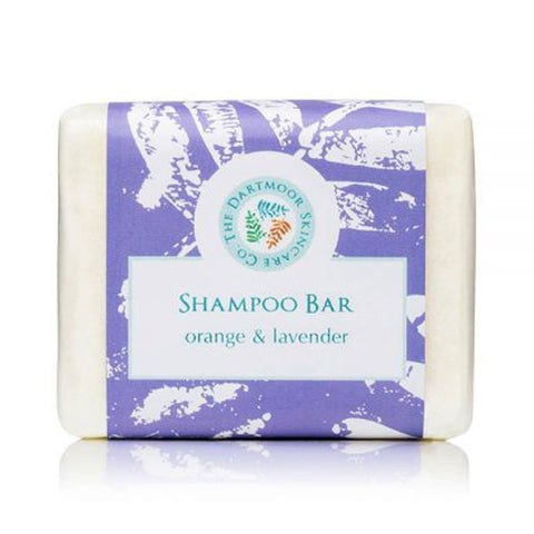 Orange & Lavender Shampoo Bar - insideout-home