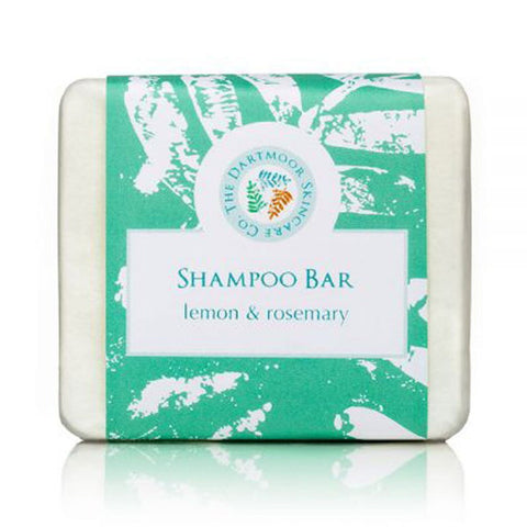 Lemon & Rosemary Shampoo Bar - insideout-home