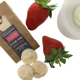 Strawberries & Sparkling Wine Eco Soya Wax Melts insideout-home.myshopify.com