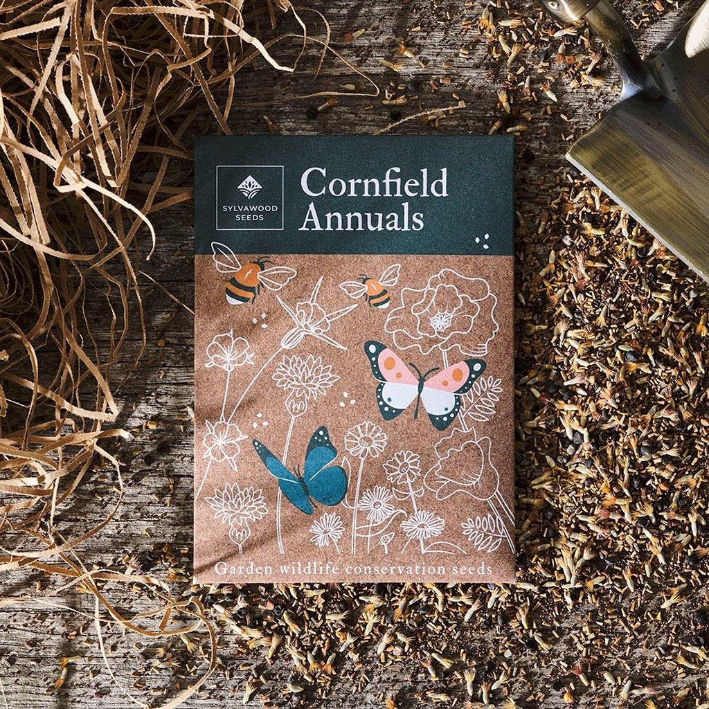 Cornfield Annuals Wildlife & Conservation Seeds, Plants by Insideout