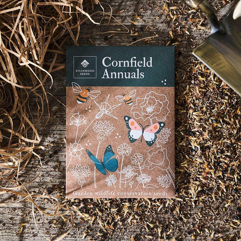 Cornfield Annuals Wildlife & Conservation Seeds - Insideout