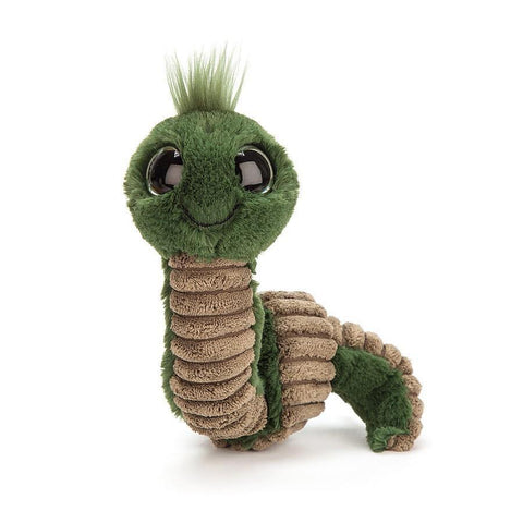 A Green Wiggly Worm - insideout-home