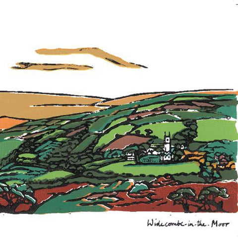 Widecombe Greetings Card - insideout-home