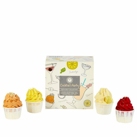 British Cocktail Party Bath Melts Set - insideout-home