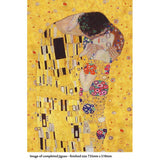 1000 Piece Jigsaw Puzzle The Kiss - Gustav Klimt - insideout-home