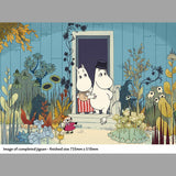 1000 Piece Jigsaw Moomins On The Riviera - insideout-home