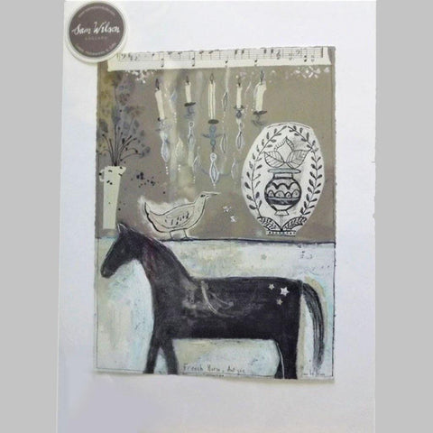 Antique Horse Print - insideout-home
