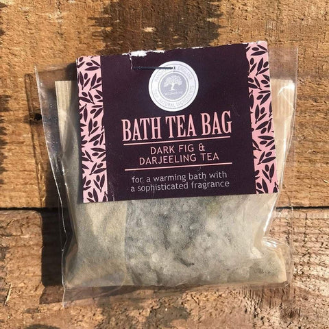 Bath Tea Bag Dark Fig & Darjeeling Tea - insideout-home