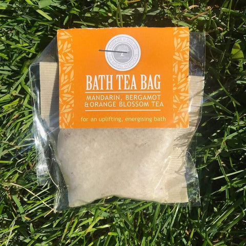 Bath Tea Bag Mandarin, Bergamot & Orange Blossom Tea