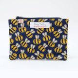 Busy Bee Flat Purse With Keyring - insideout-home