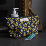 Busy Bee Small Wash Bag - insideout-home