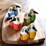 Birdlife Salt & Pepper Set Green