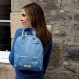 Small Voyage Backpack Blue - insideout-home