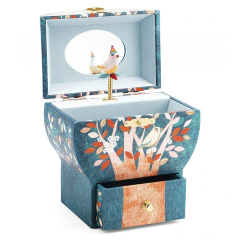 Poetic Tree Music Box - insideout-home