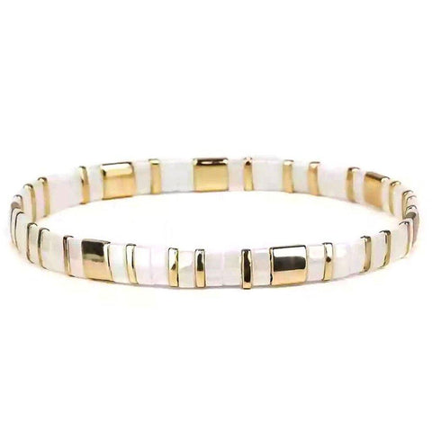 Mercy Bracelet White - insideout-home