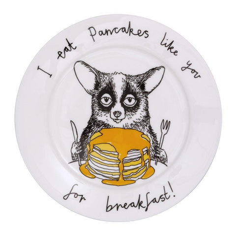 Pancakes Like You Side Plate insideout-home.myshopify.com