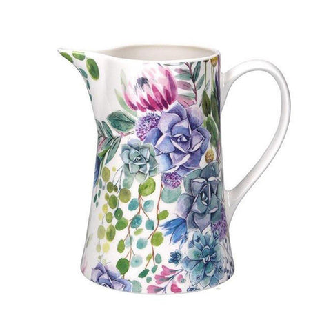 Desert Blooms Jug Medium - insideout-home