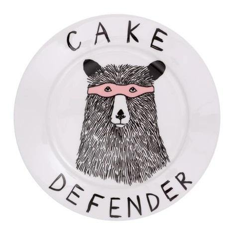Cake Defender Side Plate - insideout-home