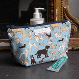 Four Legged Friends Small Wash Bag - insideout-home