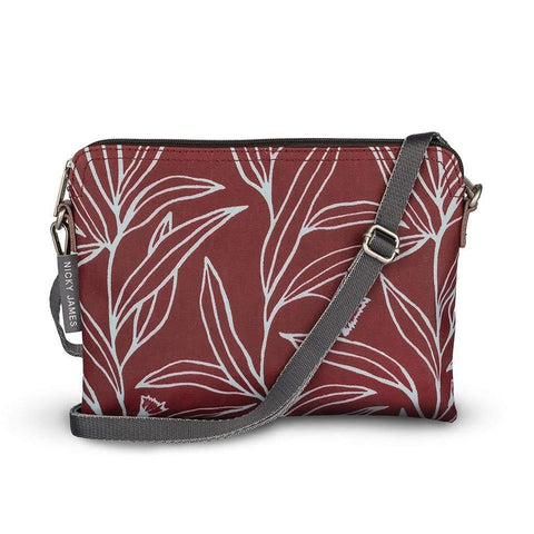 Eucalyptus Clutch Bag - insideout-home