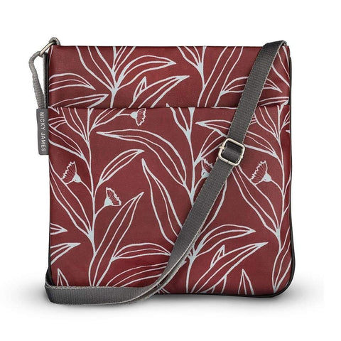 Eucalyptus Crossbody Bag - insideout-home