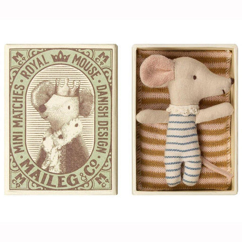 Baby Mouse Sleep Wakey In A Box Boy insideout-home.myshopify.com