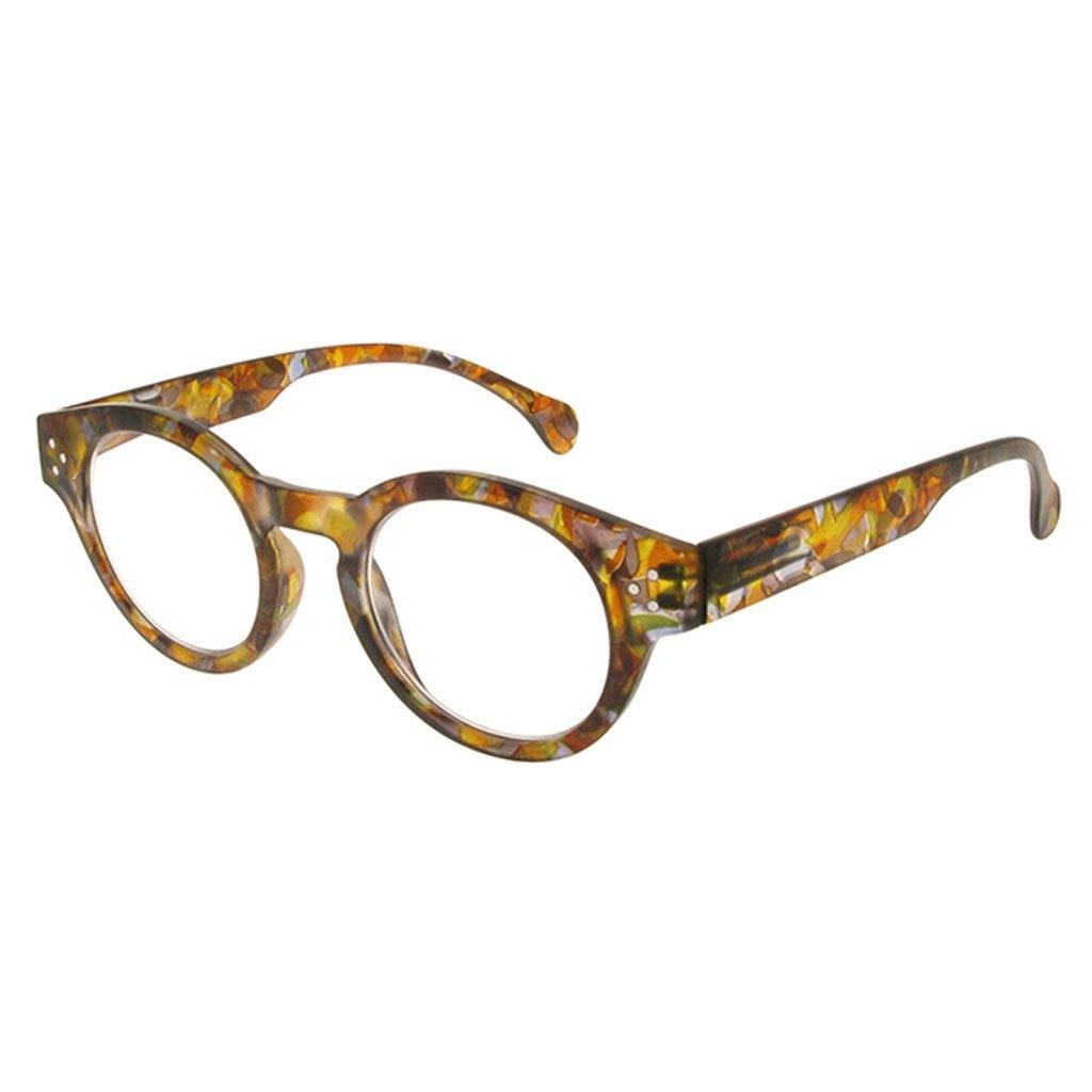 Cassidy Reading Glasses Tortoiseshell by  Insideout