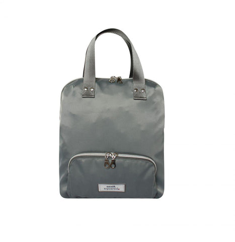 Small Voyage Backpack Grey - insideout-home