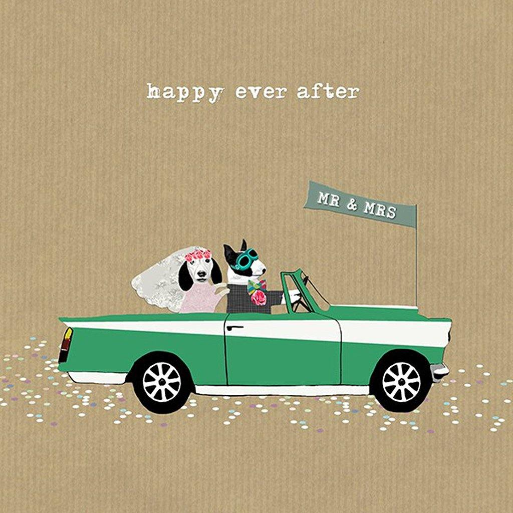 Mr & Mrs Card by  Insideout