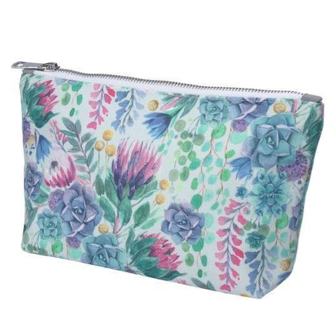 Desert Blooms Makeup Bag - insideout-home