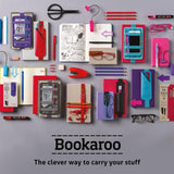 Bookaroo Travel Tech Tidy Brown - insideout-home