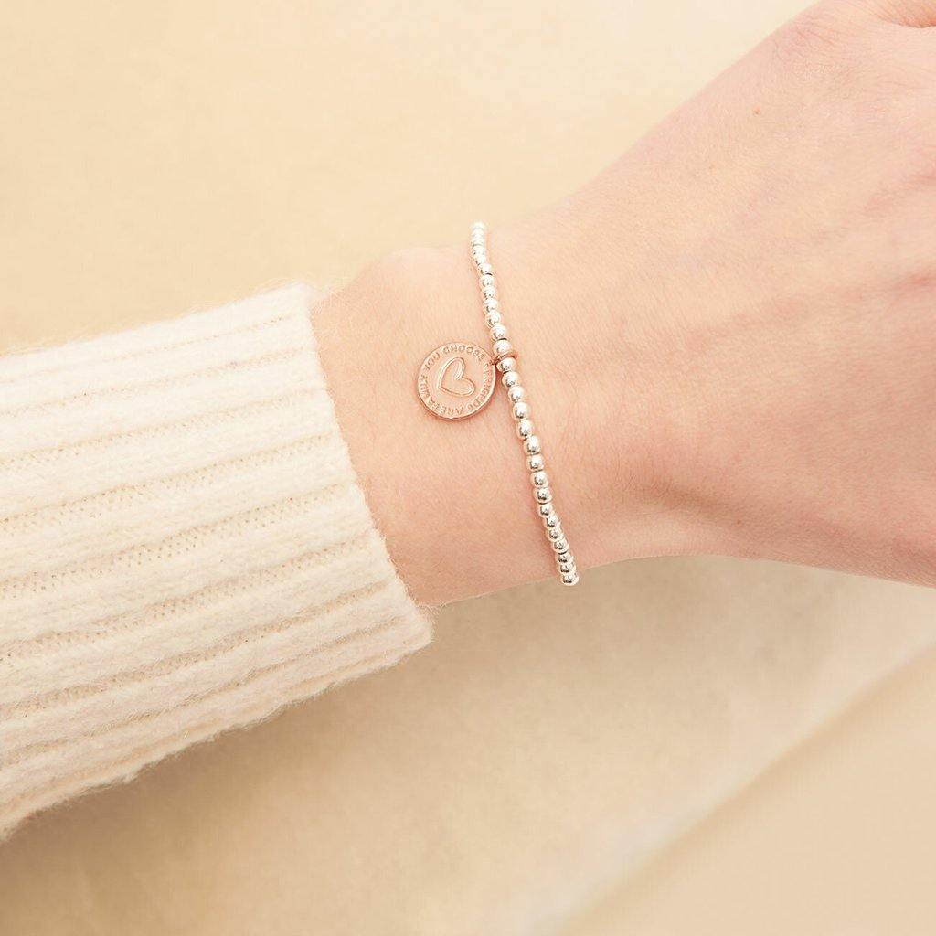 A Little Friends Are The Family You Choose Bracelet by Insideout