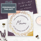 Personalised Mum, Reasons Why Book - insideout-home