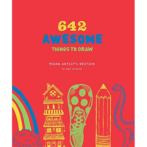 642 Awesome Things To Draw - insideout-home