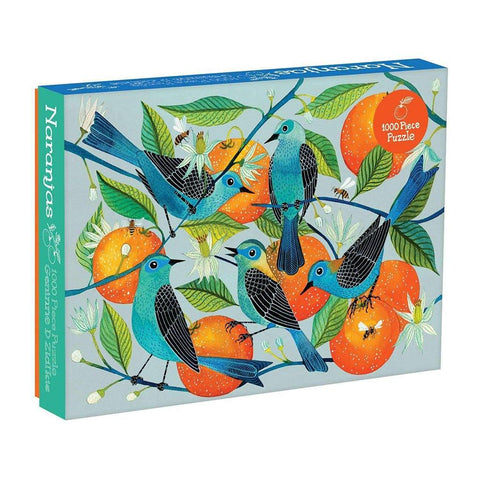 Naranjas Jigsaw Puzzle 1000 Pieces - insideout-home