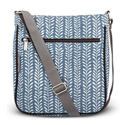Vine Blue Large Crossbody Bag - insideout-home