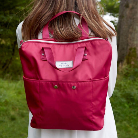 Voyage Billie Backpack Pink - insideout-home