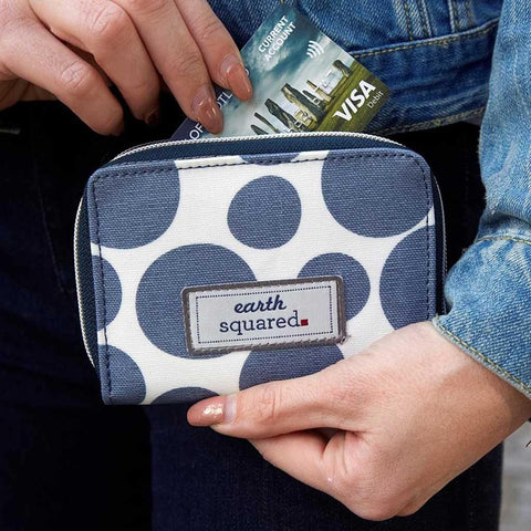 Blue Spot Wallet - insideout-home