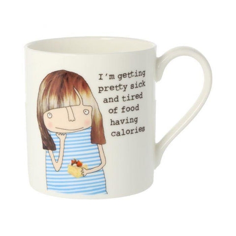 Calories Mug - insideout-home