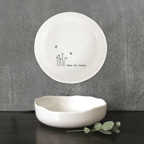Keep The Change Trinket Dish - insideout-home