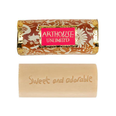 Organic Soap Serendipity insideout-home.myshopify.com
