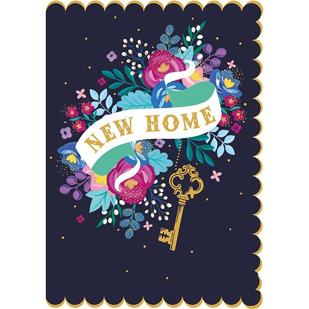 New Home Key Card, Greeting & Note Cards by Insideout