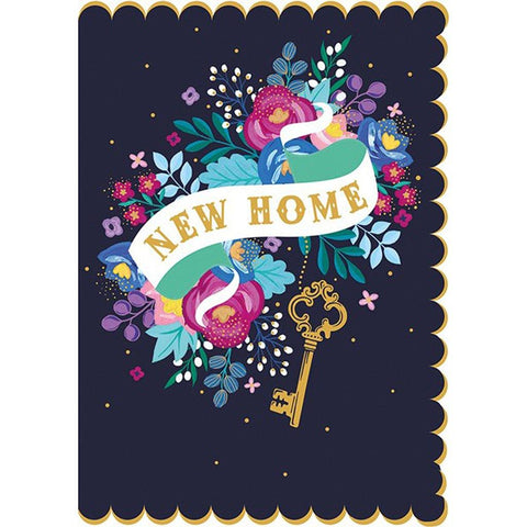 New Home Key Card - insideout-home