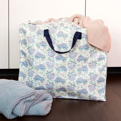 Sydney The Sloth Jumbo Bag - insideout-home