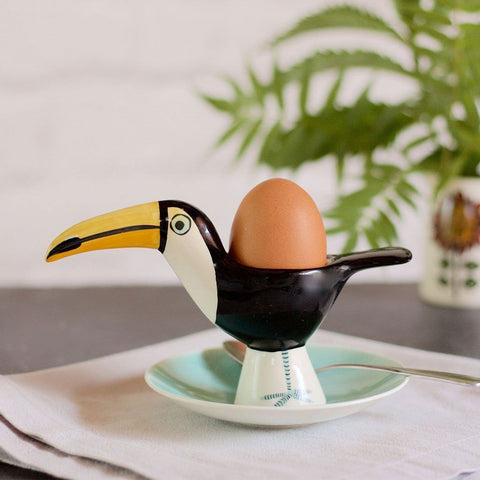 Toucan Egg Cup