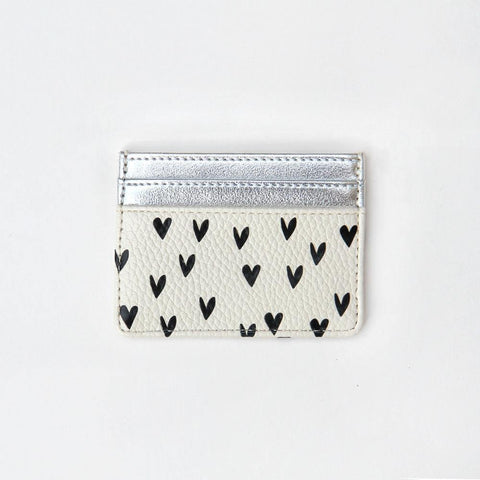 Hearts Travel Card Holder - insideout-home