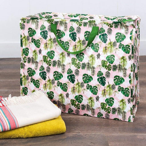 Tropical Palm Jumbo Bag - insideout-home