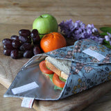 Wild Flowers Sandwich Wrap - insideout-home