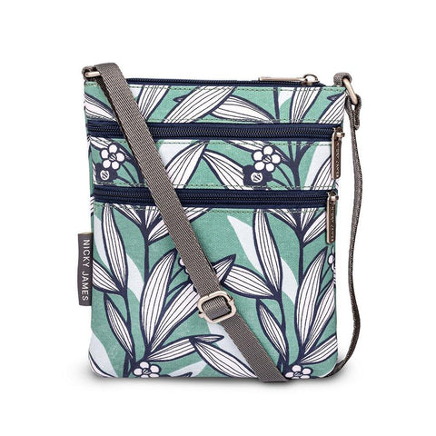 Wildflower Green Mini Crossbody Bag - insideout-home